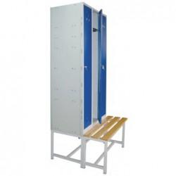 taquilla modular CHASIS